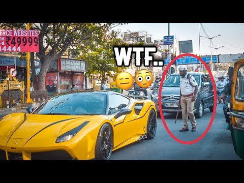 Xxx Mp4 People Gone Crazy After Seeing A Ferrari Reactions Supercars In India 3gp Sex