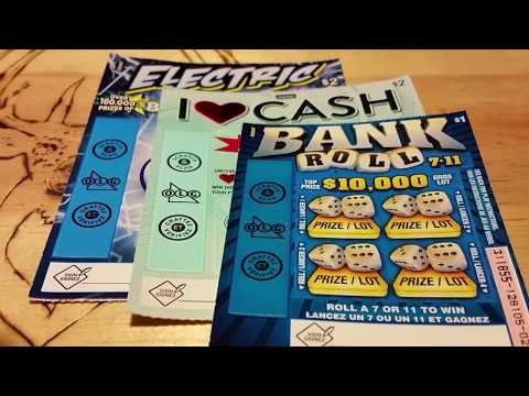 CANADIAN SCRATCH OFF LOTTERY TICKETS!!! FIRST EVER ON MY CHANNEL~THANKS MARCO😀