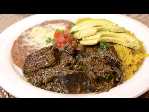 Tex Mex Beef Stew / Carne Guisada Recipe