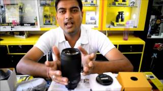 NIKON af-s 70-300mm VR Lens REVIEW ! UNBOXED ! specification IN HINDI 2017