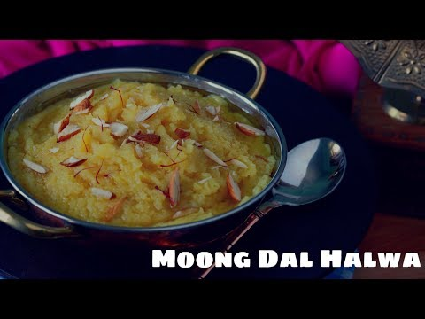 How to make moong dal halwa without maawa|Rajasthan Moong Dal Halwa Recipe|Quick Dal Halwa