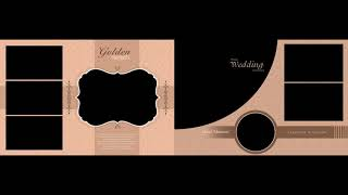Free Download Wedding Album Psd Templates Collection For