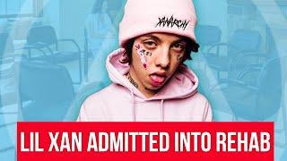 Lil Xan Checks Into Rehab - Adam22 Reacts