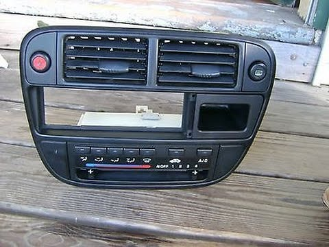 Retain OEM Key less Entry Dome light Alarm On A 1996-1998 Honda Civic  With An Aftermarket Radio