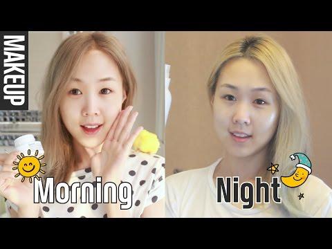 My Korean Layering Skincare Routine ♡ How I Cleanse My Makeup 미정이의 피부관리 루틴 | MEEJMUSE