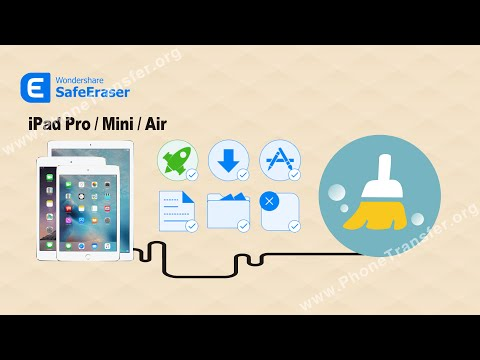 How to Optimize iPad Pro/Mini/Air to Release Massive Space in 1-Click