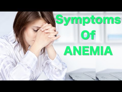 Symptoms of Anemia During Pregnancy? Signs of Anemia