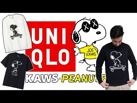 Uniqlo KAWS X Peanuts Collection Pickups!!! | Hypebeast Shopping | Black Friday Sales and Deals!!!