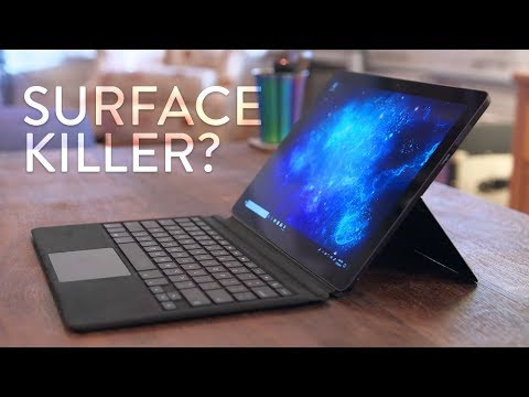 Eve V Review: Is It Really a Surface Pro Killer? 🤔
