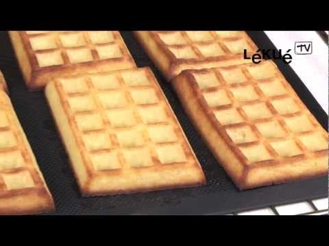Lékué TV | Waffle Moulds | Recipe: Baked Waffles