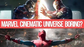 Why The Marvel Cinematic Universe Is Becoming Boring - A Video Essay