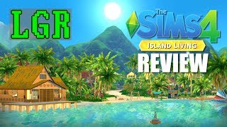 LGR - The Sims 4 Island Living Review