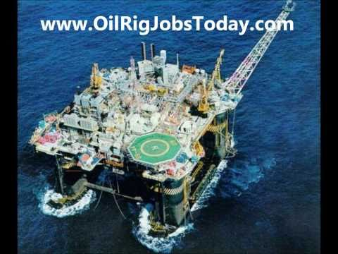 Oil Rig Jobs-How to Find Companies That Are Hiring NOW