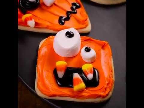 Wacky Monster Cookies