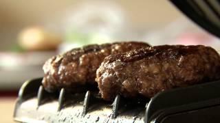 5 Minute Burger 2 Serving Grill Tutorial