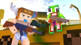 Minecraft Daycare - The Purge !? (minecraft Kids Roleplay) W/ Unspeakablegaming