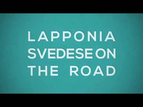 Lapponia Svedese on the road