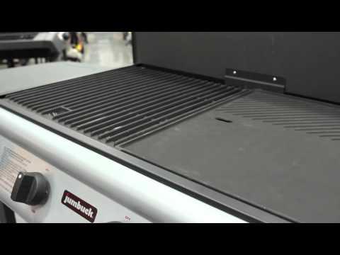 Jumbuck Flat Top BBQ - Features and Benefits