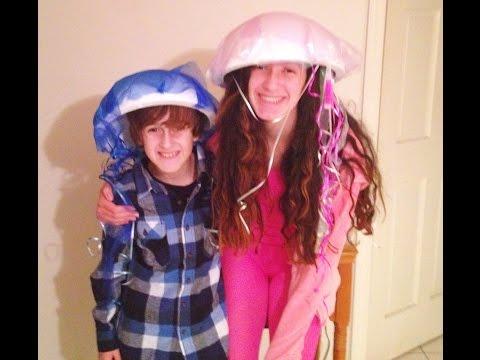 DIY: Jellyfish Costume