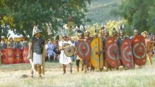 colonia ivlia fanestris a massaciuccoli romana 6-7 luglio 2013