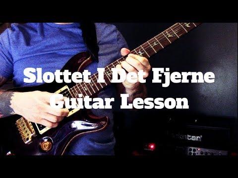 Darkthrone - Slotttet I Det Fjerne Guitar Lesson