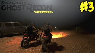 THEY TOOK THE CHOPPER! - Ghost Recon: Wildlands #3