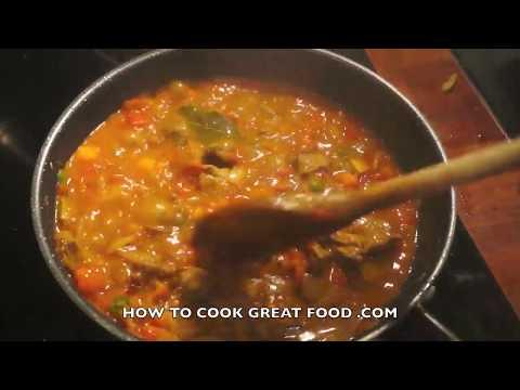Fantasic Easy Cook Lamb Curry Recipe