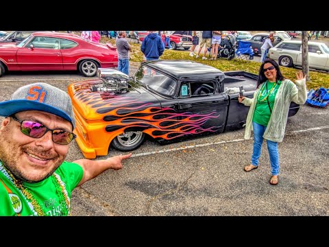 Run to The Sun - Evento completo 2018 - Myrtle Beach - Vintage Cars show