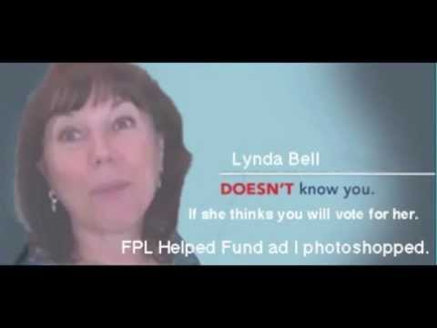 Lynda Bell: Attack Ad against her opponent: My Parody of Attack Ad