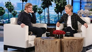 ELLEN SHOW ED SHEERAN FULL INTERVIEW TODAY 14 Feb WOW Good INTERVIEW {VIDEO HD 720p} ||_!