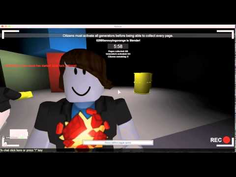 Roblox, Stop it slender, Slender quits the game