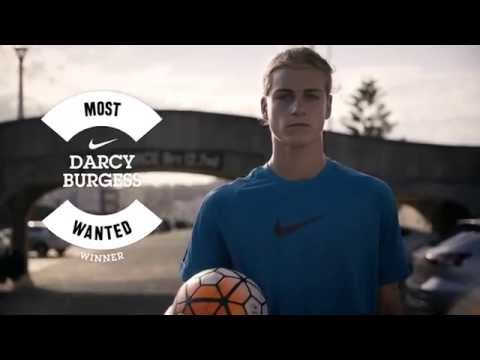 Nike Most Wanted Australia - Darcy Burgess