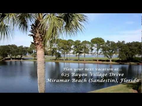 625 Bayou Village Drive - Miramar Beach (Sandestin), Florida