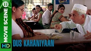 Shabana Azmi fights with Naseeruddin Shah over a lunch