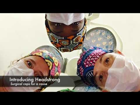 Headstrong Surgical Caps