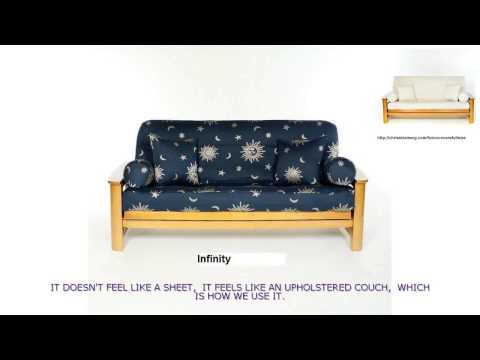 Classy Lifestyle Futon Covers Full Size Review- Choose From Many Pretty Stylish Colors!