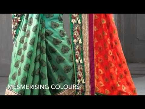 Designer Sarees - Dressing up should be fun!