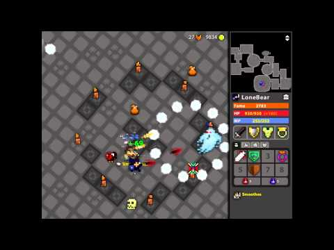 RotMG - How to get a Doombow in 20seconds