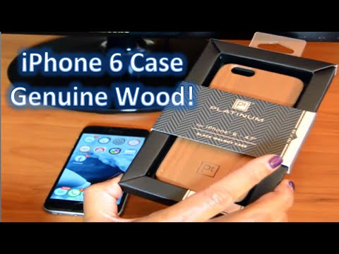 Wood iPhone 6 Case Review (Genuine Wood)