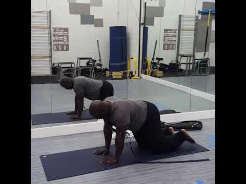 Forearm stand at Calisthenics Revolution Gym