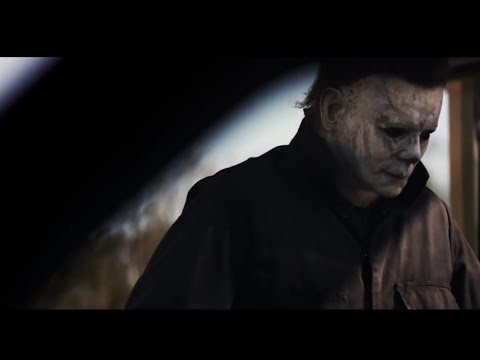 Halloween Trailer (2018) Jamie Lee Curtis (REACTION)