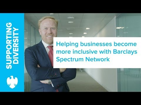 Promoting the LGBT agenda with Spectrum Client Network | Barclays