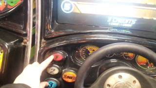 Fast and Furious arcade - Hidden credits easter egg
