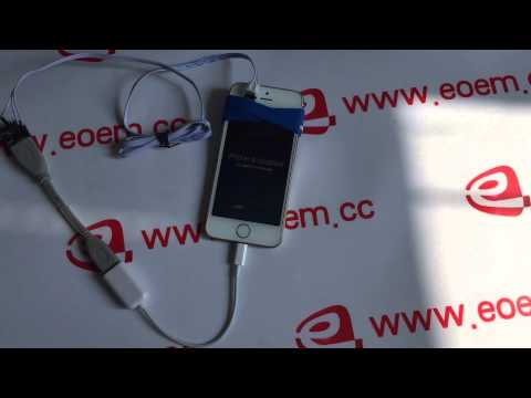 MFC Dongle Unlock iPhone 5s Passcode automatically