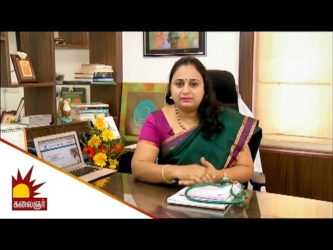 Thyroid problem & pregnancy | Symptoms & treatments for thyroid | Dr G Buvaneswari | Kalaingar TV