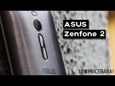 Asus Zenfone 2 (4GB RAM) Full Review
