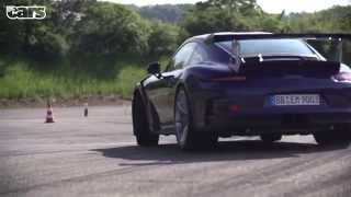 Porsche 991 GT3 RS on road and track - Chris Harris on Cars