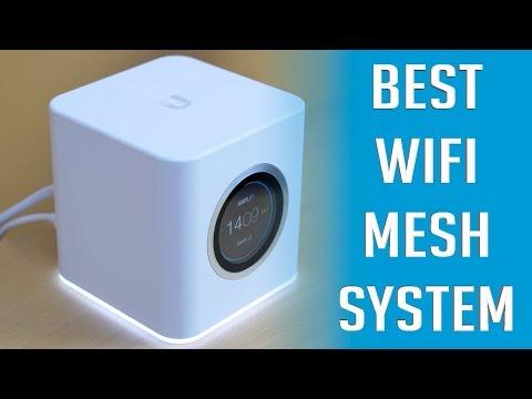 AmpliFi HD: Best Mesh WiFi System? (Unboxing/Setup)