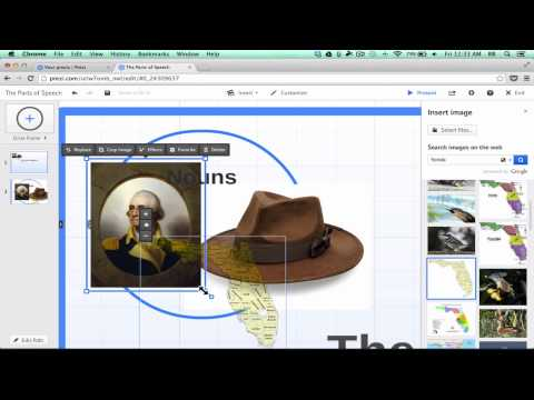 Prezi 2015 NEW Full Tutorial
