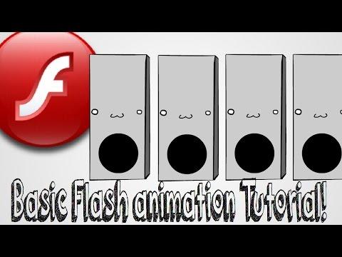 Basic Flash Animation Tutorial